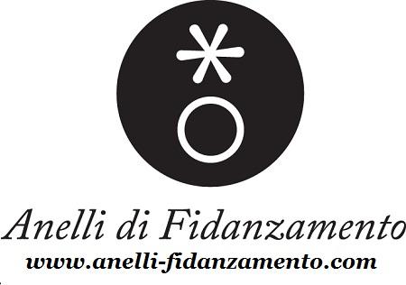 Logo anelli di fidanzamento