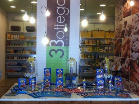 negozio per celiaci BOTTEGA SENZA GLUTINE PADOVA