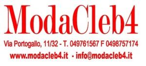 LOGO MODACLEB4 PADOVA STEFANIA BROGIN E SORELLE