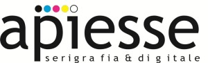 apiesse serigrafia logo