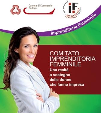comitato imprenditoria femminile della camera di commercio di Padova