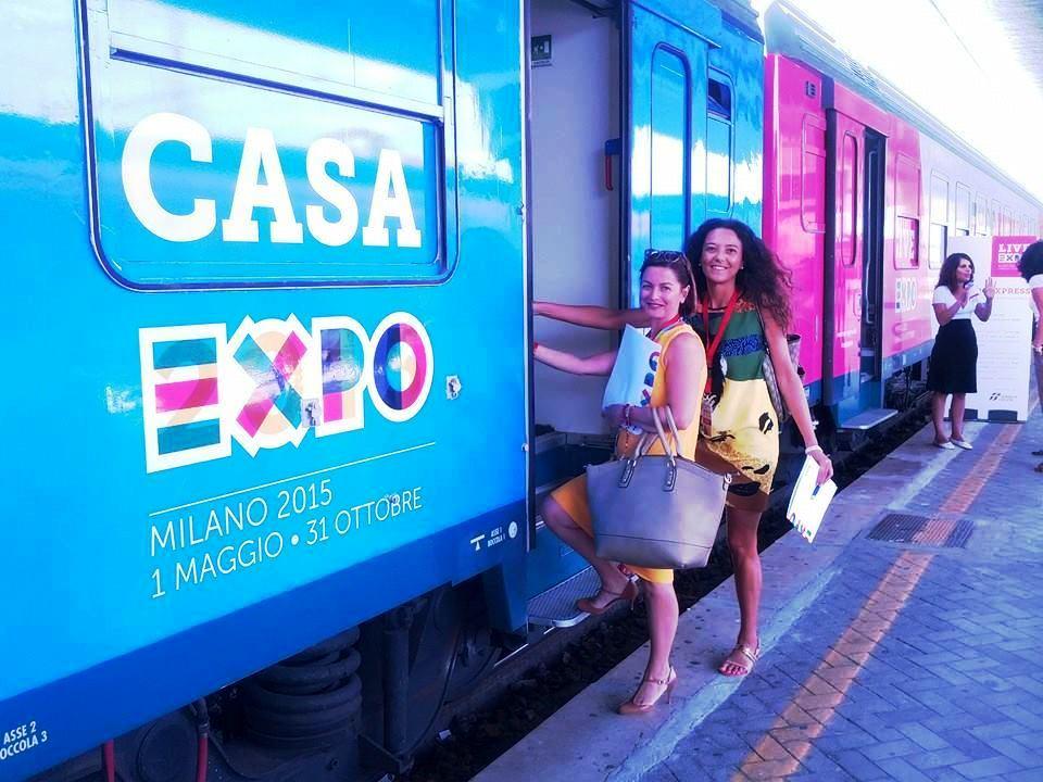 L'Open Day Donna sale sull'Expoexpress - Comitato Imprenditoria Femminile Padova