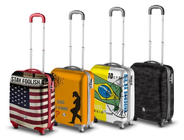 roncato ciak valigie per nazione