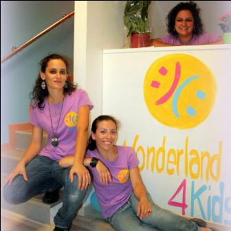 Foto Socie Francesca wonderland for kids ludoteca