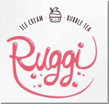 LOGO RUGGI ICE CREAM