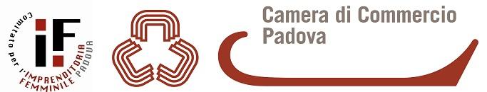 logo 130xlungo pix comitato IF Padova + camera di commercio padova