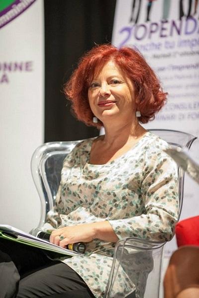 Marina Bastianello, Vice Presidente Fondazione Cariparo