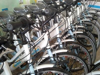 biciclette a noleggio riviera del brenta