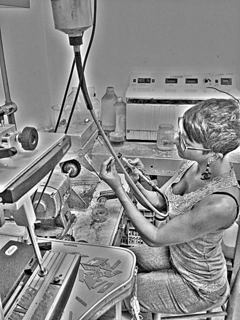 il mio laboratorio creazione gioielli gioie di betta
