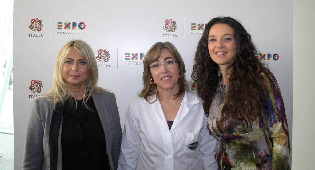 Stefania Brogin con le imprenditrici di Padova premiate per i Progetti per le donne
